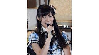 SKE48後藤理沙子(20)が17日、名古屋のSKE48劇場で行われたチームS公演に出演し、グループ卒業を発表した。 公演の最後に...