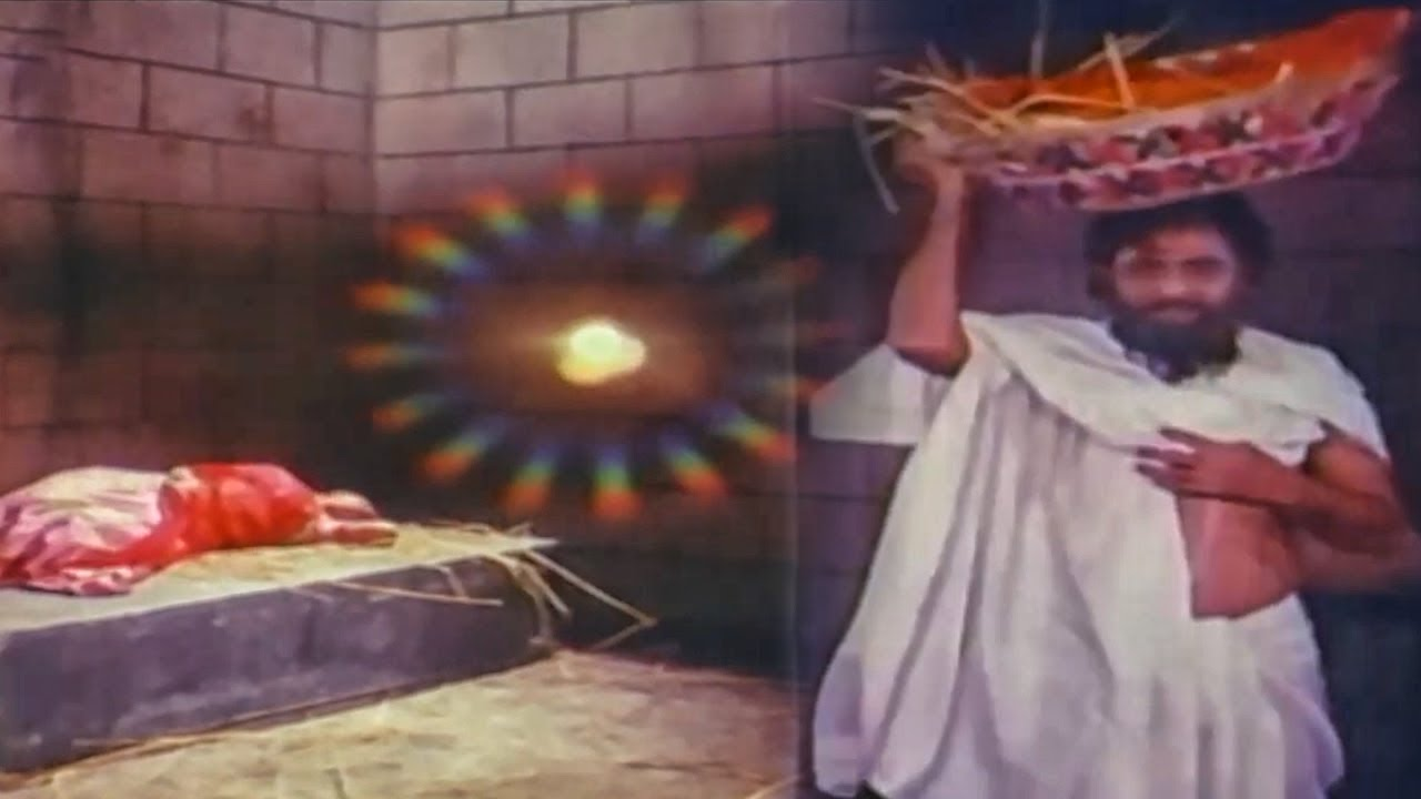 कृष्णा जन्माष्टमी स्पेशल सीन | किस तरह हुआ भगवान श्री कृष्णा का जन्म | भगवान श्री कृष्णा फिल्म