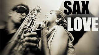Sax Love • Smooth Jazz Saxophone Instrumental Music for Studying, Relaxing, Dinner, and Chilling Out
