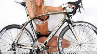 STRADALLI CYCLE HOT GIRLS AND CARBON BICYCLES