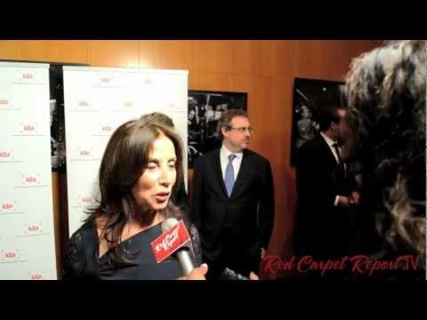 Olivia Harrison at 2012 IDA Documentary Awards #IDAawards #GeorgeHarrisonLivinginaMaterialWorld
