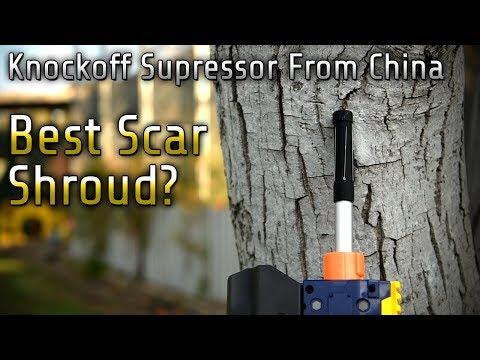 Best Scar Shroud Barrel Attachment?