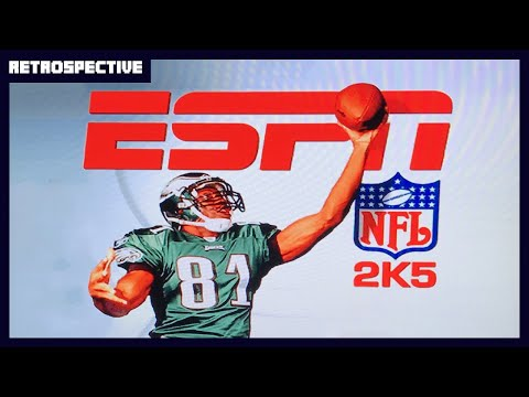 ESPN NFL 2K5 - The GREATEST Football Video Game Of All Time