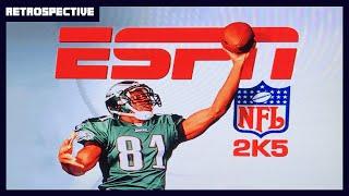 The GREATEST Football Video Game - ESPN NFL 2K5 Retrospective