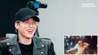 [FAKESUB REACTION] BTS reaction to ROSÉ - 'On The Ground' M/V