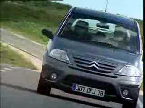 2005 Citroën C3 promotional video