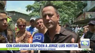 ARTISTAS DESPEDIMOS AL MAESTRO JORGE LUIS HORTUA