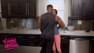 When Neighbors Get a Little Too Close | Tyler Perry's If Loving You Is Wrong | Oprah Winfrey Network