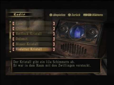 Fatal Frame II:Crimson Butterfly Walkthrough Part 5 - YouTube