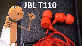 Review JBL T110 Indonesia