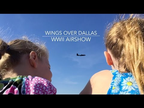 Wings Over Dallas WWII Airshow