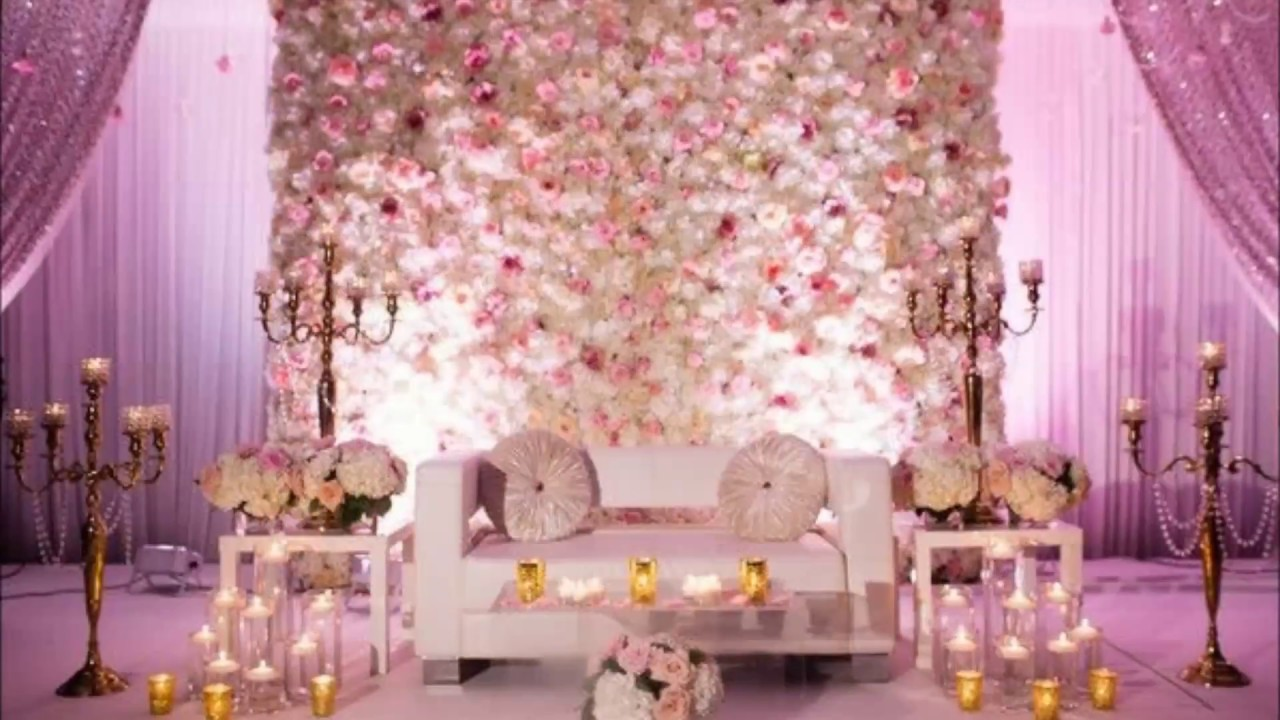 BEST WEDDING DECOR IDEAS 2018 - YouTube