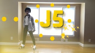 Michael Jackson Jackson 5 Medley (MJ Impersonation by Hawk Force)