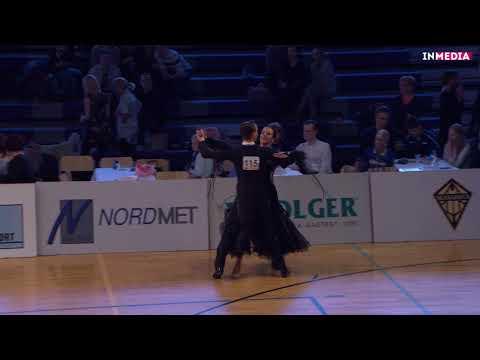 Vjatšeslav Slizen - Anita Sõtšugova | R2 Quickstep | Eesti Meistrivõistlused 2018