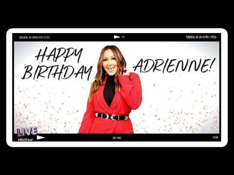 We Celebrate Adrienne's Birthday! – Part 1