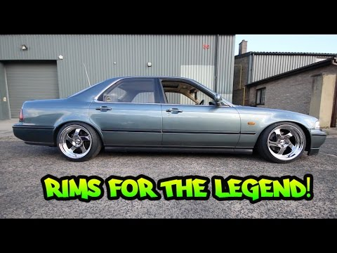 Honda Legend — Википедия