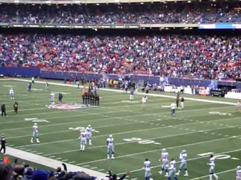 Brad Johnson TD Pass to Terrell Owens Cowboys @ Giants 1