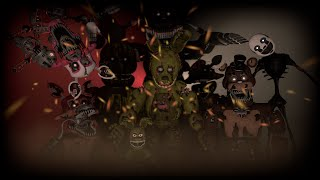 FNAF 3 RAP SFM Another Five Nights by JT Machinima