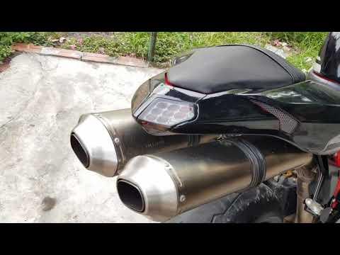 Ducati 848 EVO đến Phượt Safety để làm gì?   Âm thanh như động đất.