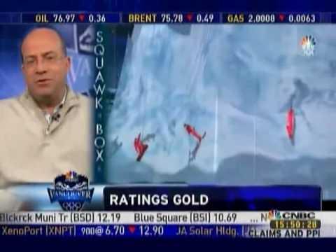 Jeff Zucker On Olympics Ratings