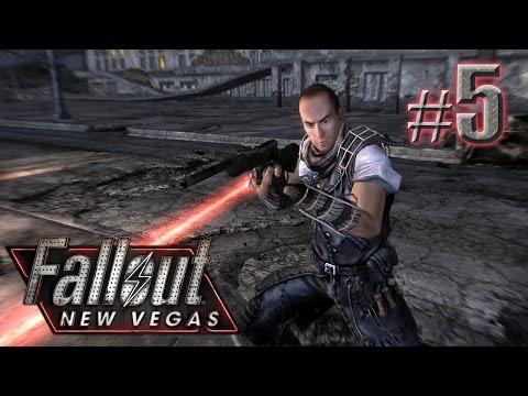 Рейдеры в городе Примм - Fallout: New Vegas (Project Nevada) - #5