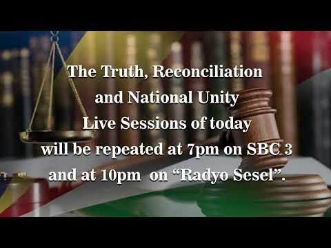 TRNUC Hearing - 08.11.2019 - Session 25 - Part Three - Robert Ernesta/Ramesh Naidoo