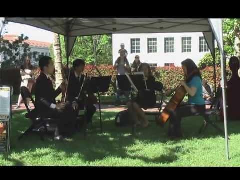 Atticus String quartet Smetana quartet
