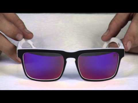 Spy Helm Sunglasses Review at Surfboards.com