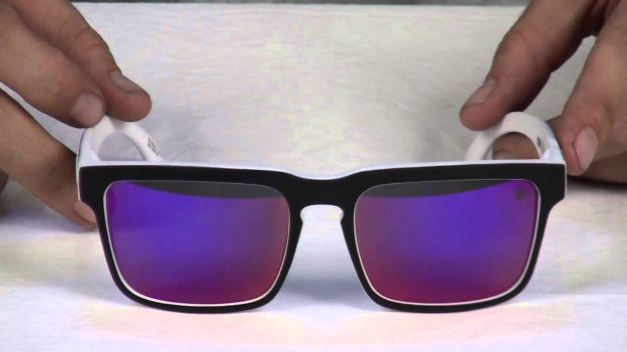 9f039e94ac0 Spy Helm Sunglasses Review at Surfboards.com - YouTube