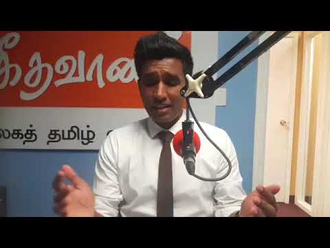 Live with Vijay Thanigasalam, MPP Candidate for Scarborough-Rouge Park