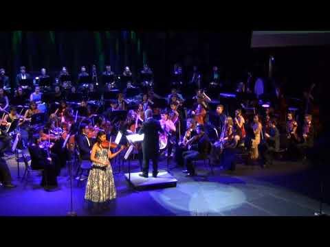 Athens Symphony Orchestra, featuring Sharanya Subramaniam