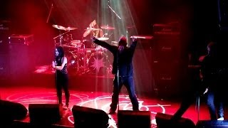 Tristania - The Shining Path (HD) Live at Inferno Metal Festival Norway 18.04.2014