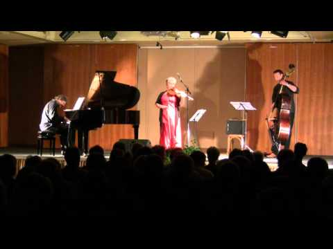 Summertime (G.Gershwin) - I.Cudek(vl) M.Manhart(p) C.Lachotta(b)