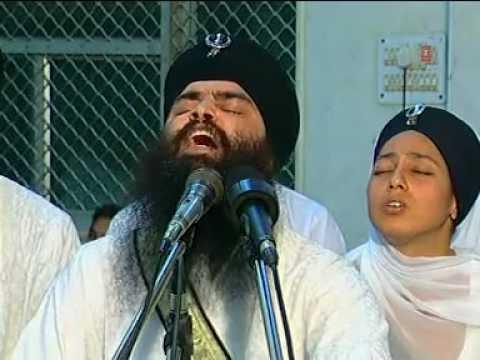 Bhai Gurpreet Singh - Amrit Ras Piya (Live Program)