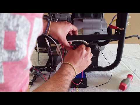 DIY - Automatic Start Generator with V2 AutoGen and mobile app