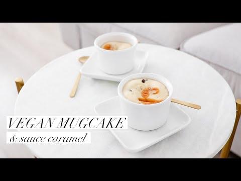 mug-cake-vegan-&-sauce-caramel- -alice-esmeralda