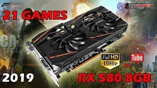 aMD Radeon RX 580 8GB: gameplay в 25 актуальных играх при Full HD