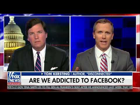 Is Facebook Destroying American Society? Tucker Carlson Discusses With Expert