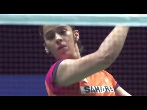 S.Nehwal v T.Tzu Ying |WS| Day 4 Match 1 - BWF Destination Dubai 2014