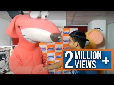 PAKDAM PAKDAI DOGGY DON & CHHOTU DANCING WITH RJ TUSHAR thumbnail
