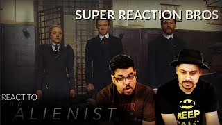 SRB Reacts To The Alienist Official Trailer!!!!