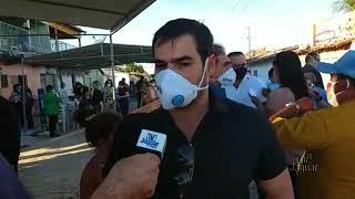 Tabuleiro do Norte prefeito Rildson Vasconcelos destaca e agradece aos esforços de Zezinho e AJ em p