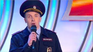 КВН Сборная бывших спортсменов - 2017 Премьер лига Первая 1/2 Фристайл