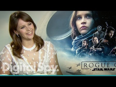 'Darth Vader makes my eyes water' - Talking to the cast of Star Wars: Rogue One