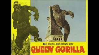 "Movies to Watch on a Rainy Afternoon- ""Queen Kong (1976)"""