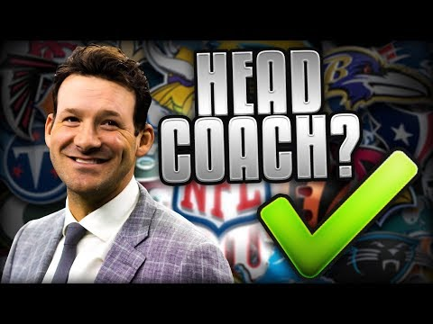 Tony Romo NEEDS to be Hired as an NFL Coach ASAP! But for WHICH TEAM?!?!!?