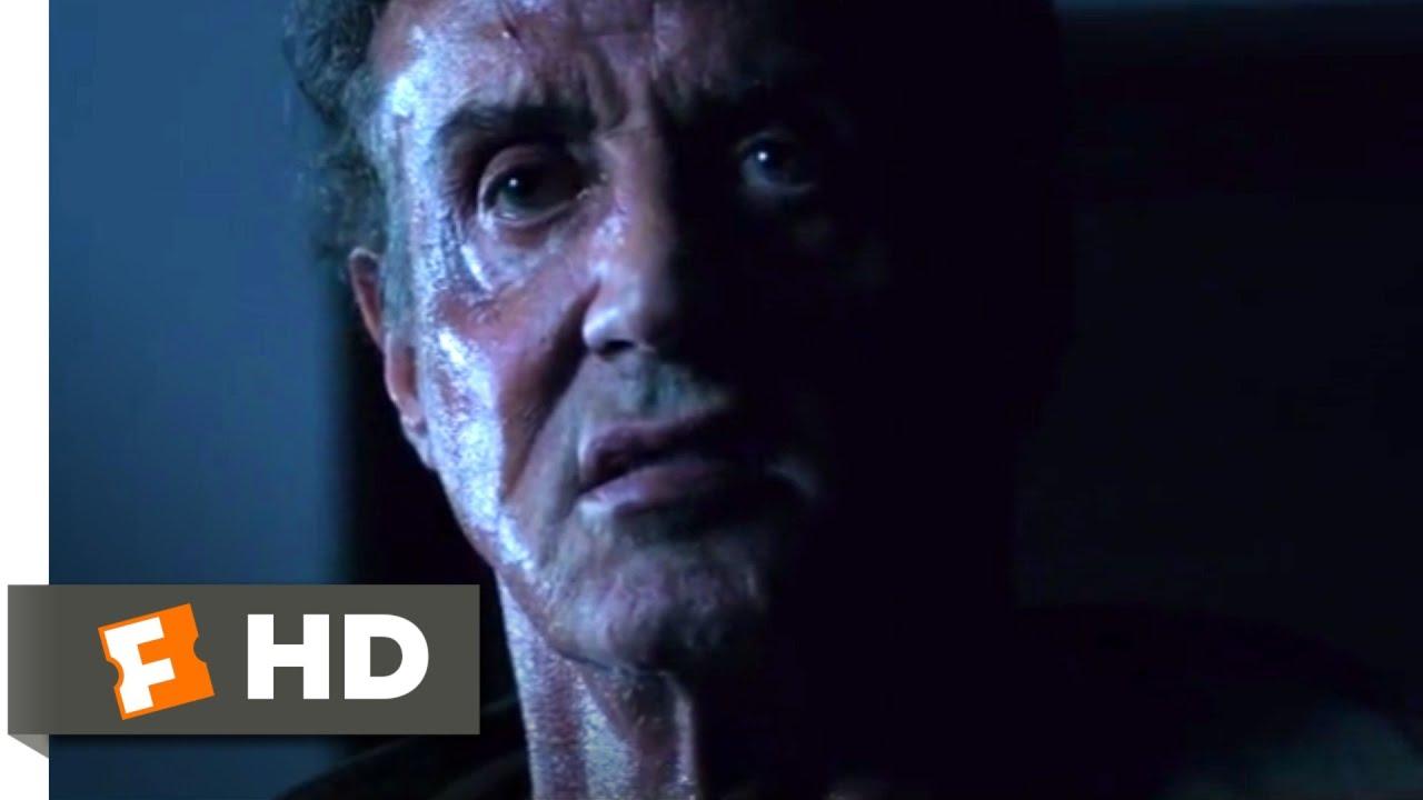 Download Rambo: Last Blood (2019) - Victor's Head Scene (6/10) | Movieclips