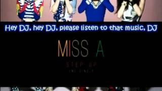 missA [english subs] DJ Let the Music Play