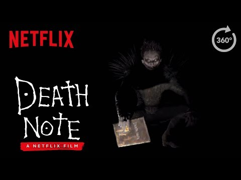 Death Note | The VR Experience [HD] | Netflix