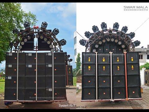 Swar Mala Sound & Light's   Ganesh Visarjan & Jhanki 2016   Aftermovie